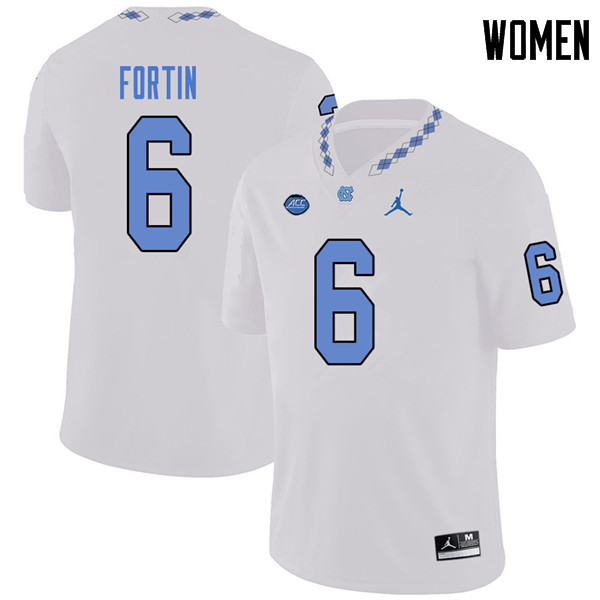 hot sale online ec462 7adf0 Cade Fortin Jersey : NCAA North Carolina Tar Heels Football ...